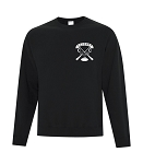 Calgary Curling Club Vintage Crew Neck Sweatshirt
