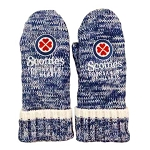 Official Scotties Knit Mitts