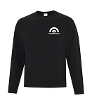 Calgary Curling Club Current Crew Neck Sweatshirt