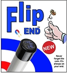 Flip End Curling Broom Cap
