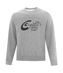 Calgary Curling Club Full Current Crew Neck Sweatshirt
