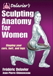 Delavier's Sculpting for Women Book