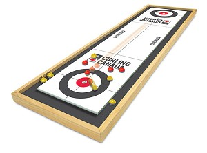 Curling Canada 2 in 1 Curling Game (Pre Order)
