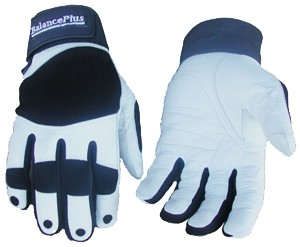 Balance Plus Unlined Leather Glove